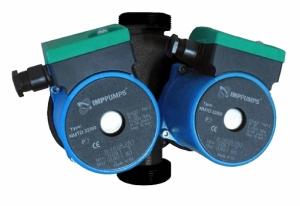 Elektronska cirkulaciona pumpa dvostruka IMP NMTD