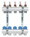 Razdelnik i sabirnik BROS sa meracima protoka