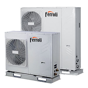 Toplotne pumpe vazduh voda