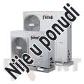 Toplotna pumpa vazduh voda FERROLI 5-16kW cena i kvalitet