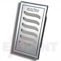 Ventilaciona rešetka ANKO klizna sa zavojnim otvorima 125X215 bela