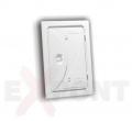 Vrata za dimnjak 160x280 ANKO bela