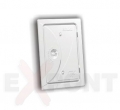 Vrata za dimnjak 130x260 ANKO bela ǀ Expont doo