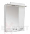 Ogledalo za kupatilo Tulip Lux gornji deo 55cm