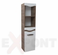 Vertikala za kupatilo SONOMA 35x140 cm konzolna sa korpom 35-388