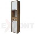 Vertikala za kupatilo Leon 35x150 cm bez korpe 35-926