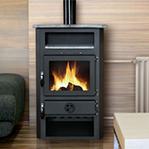 kaminska peć, peć za etažno grejanje, etažna peć, peć za centralno grejanje, etazna pec,peć na drva